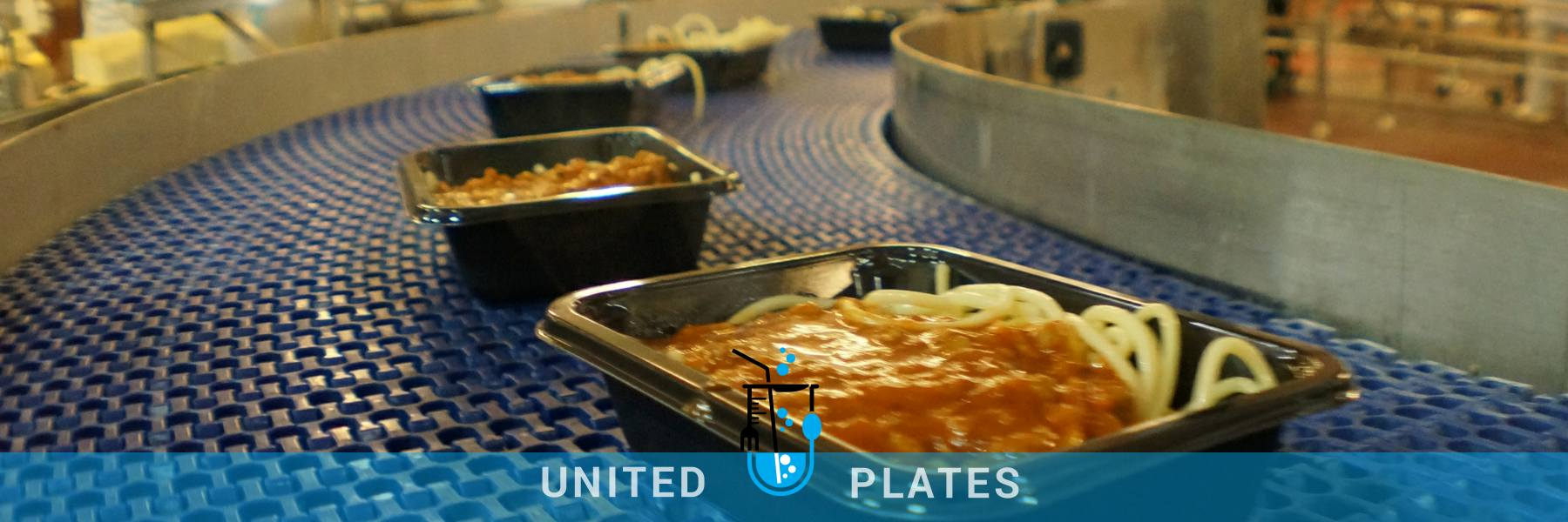 United Plates Research & Development in Food - Front Line Support