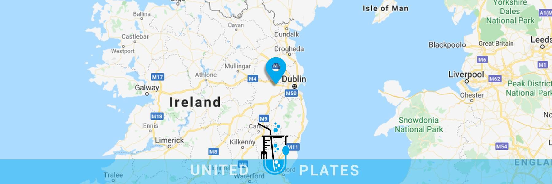 united plates dublin ireland food consultant